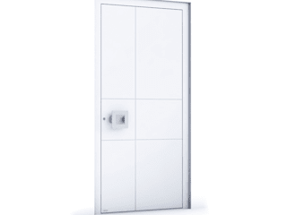 RK Exclusive Doors / RK Exclusive Haustür RK Exclusive Doors Front doors Aluminium/Zinc White