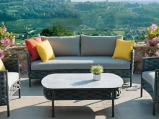Loja de decoração | Parede Varandas, marquises e terraços clássicas por CRISTINA AFONSO, Design de Interiores, uNIP. Lda Clássico