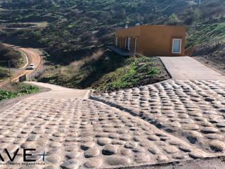 地中海風 家 の Nave + Arquitectura & Modelación Paramétrica 地中海