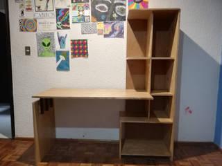 Sprint Carpintería y muebles. Study/officeDesks Kayu Wood effect