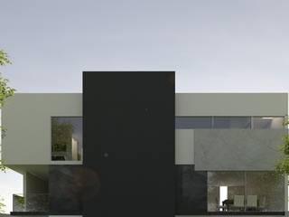 Residencia Cañada del Río Casas modernas de Lynder Constructora e Inmobiliaria Moderno