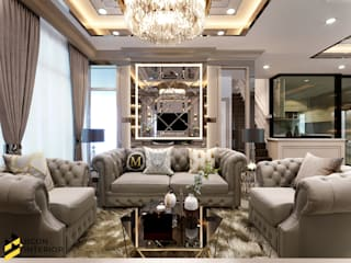 Classic style living room by Bcon Interior Classic