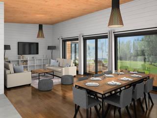de THULE Blockhaus GmbH - Ihr Fertigbausatz für ein Holzhaus