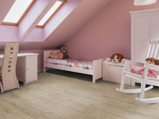 Floorwell Girls Bedroom Wood Wood effect