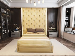 Caprıola ห้องนอนเตียงนอนและหัวเตียง