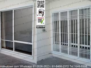 REGIO PROTECTORES Sliding doors Iron/Steel White