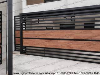 REGIO PROTECTORES Modern commercial spaces
