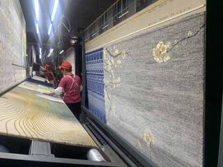 Công ty Cổ Phần Thảm len Hàng Kênh Floors Amber/Gold