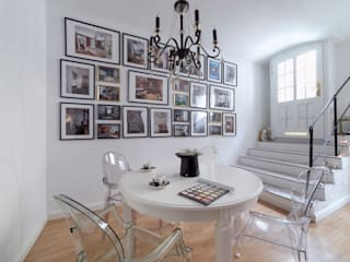 Anastasia Reicher Interior Design & Decoration in Wien Offices & stores White