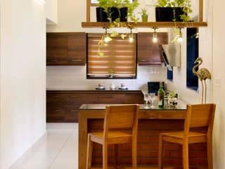 Babu Elias' Residence Renovart Small kitchens