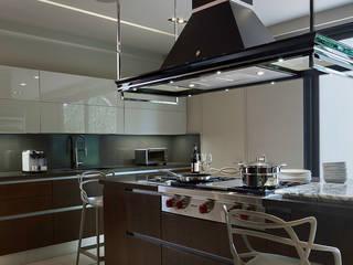GG Arquitectura Nowoczesna kuchnia