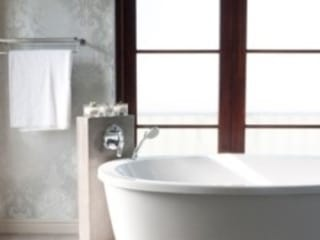 House Wood Somerset West Architect Country style bathroom by Beverley Hui Architects Country