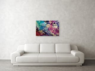 Holly Anderson Fine Art ArtworkPictures & paintings Katun Multicolored