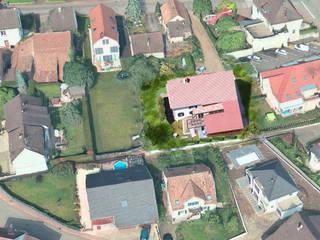 Landhäuser von A.FUKE-PRIGENT ARCHITECTE Landhaus