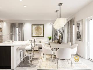 Interiorismo residencial Casa Familiar de ea interiorismo
