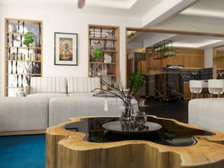 V I N A I S M Living roomSide tables & trays