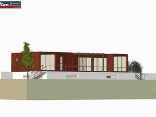 BLOC - Casas Modulares Rumah prefabrikasi