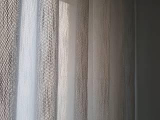 Cortina a medida tejido Antea de Aroa Proyecto XXI Clásico