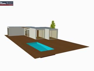 BLOC - Casas Modulares Kleines Haus