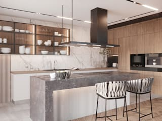 Nortberg Modern kitchen