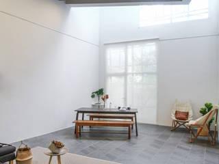 Helsinki Loft Country style living room by Mr Shopper Studio Pte Ltd Country