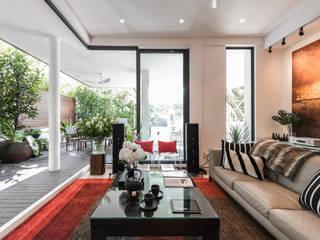 Holland Road Modern living room by Mr Shopper Studio Pte Ltd Modern