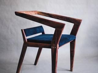 Designer Chairs: modern  by Studio Dovetails,Modern