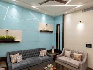 Designer Sofa: modern  by Studio Dovetails,Modern