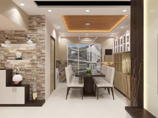 Luxurious Interior Decoration ( LID Interior ) ห้องทานข้าว