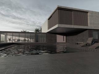 ConstruTech & Technology BIM Rumah tinggal Beton