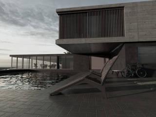 ConstruTech & Technology BIM Rumah tinggal Beton Bertulang