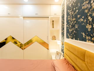 The Golden Touch by The 7th Corner Interior Modern