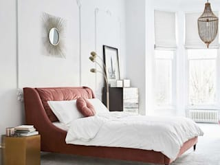 Beds: modern  by Studio Dovetails,Modern