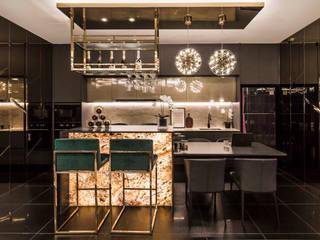 Mr Shopper Studio Modern kitchen by Mr Shopper Studio Pte Ltd Modern