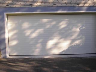 garagentorverkauf.de Garage Doors Aluminium/Zinc White