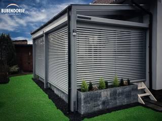 Inteligentne Rolety Bubendorff Modern Bahçe Aluminyum/Çinko