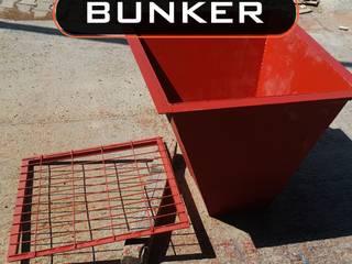 Bunker Bayrakcı Metal İnşaat Endüstriyel