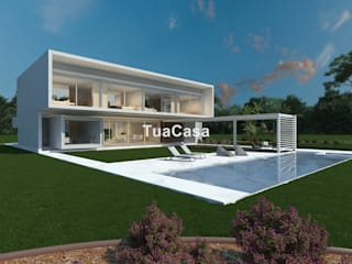 Moradia T5 Custom House Vilamoura por TuaCasa Portugal