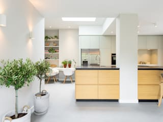 ÈMCÉ interior architecture Modern kitchen