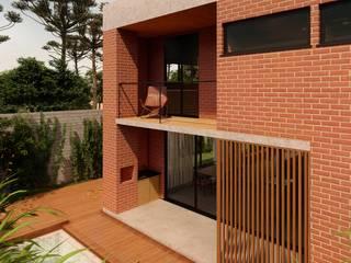 COB Arquitetura Small houses