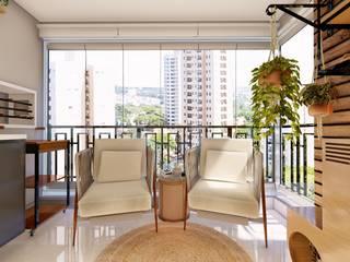 COB Arquitetura Balcony