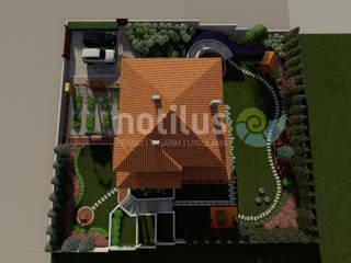 KK Mountain House Kırsal Bahçe Notilus Peyzaj Tasarım ve Uygulama Kırsal/Country