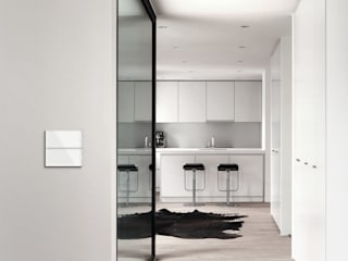 Modern kitchen by Gira, Giersiepen GmbH & Co. KG Modern