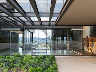 Mooikloof Heights Nico Van Der Meulen Architects Modern Windows and Doors