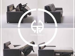 禾豐家具 - 多功能翻翻沙發床 Hefeng furniture 家居用品家庭用品 布織品