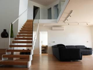 Reforma integral de vivienda en edificio plurifamiliar de AMSA Arquitectura SLP Mediterráneo