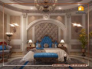 neoclassic decoration with classic in egypt 2020 by كاسل للإستشارات الهندسية وأعمال الديكور في القاهرة
