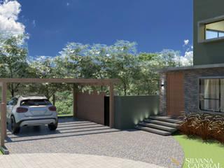 Residência D.N por Escritório Silvana Caporal Moderno
