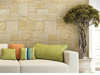 Mathasa Small houses Stone Beige