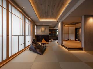 株式会社seki.design Salas de estilo asiático